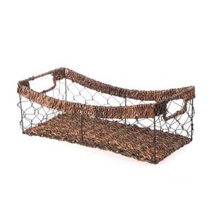 Wiklinowy koszyk Wicker, 37 cm