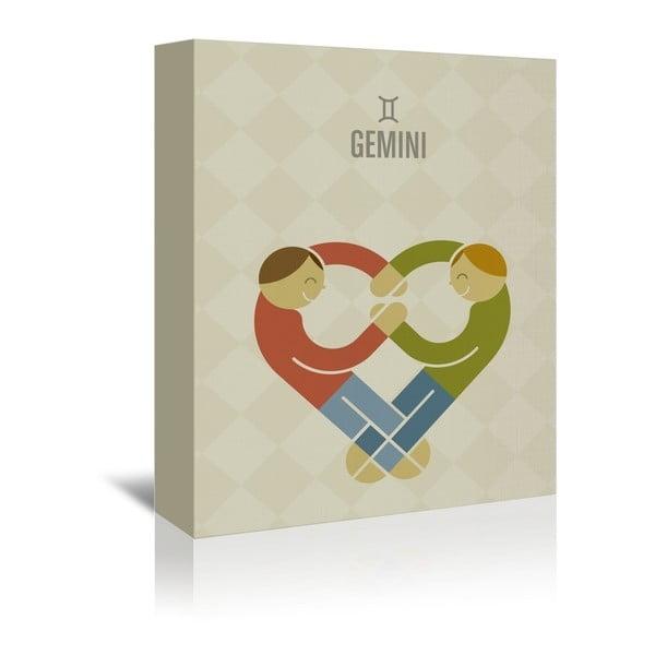 Obraz na płótnie Gemini