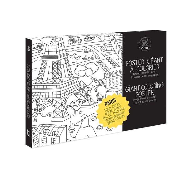 Kolorowanka Paris