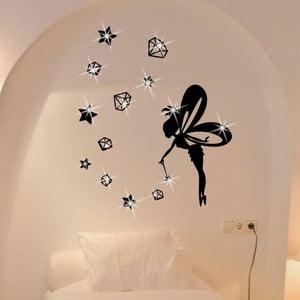 Naklejka Swarovski Elements Fairy and Stars