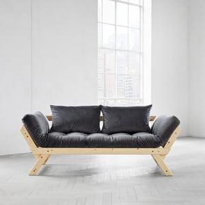 Wielofunkcyjna sofa Karup Bebop Natural/Velvet Gray