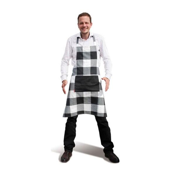 Fartuch kuchenny Black Caros