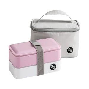 Pojemnik na jedzenie Premier Housewares Cool Bag Pink