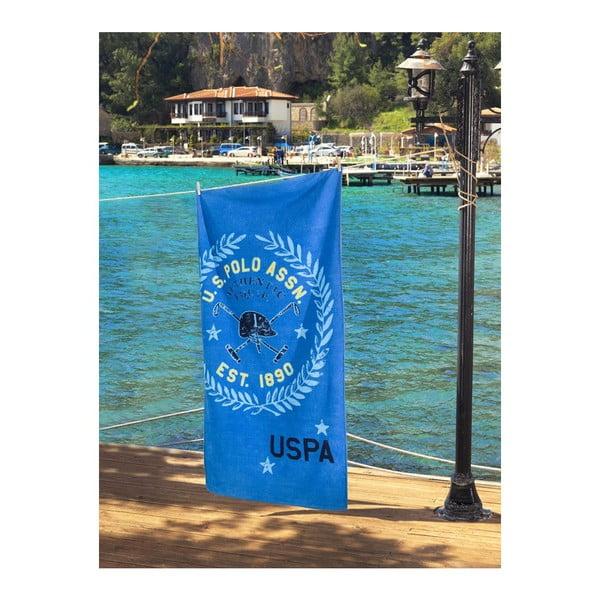 Ręcznik US Polo Blue, 75x150 cm