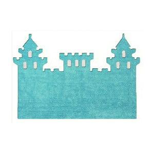 Dywan Castillo 160x120 cm, niebieski