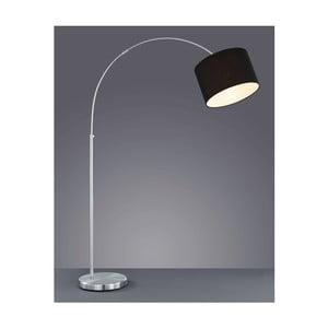 Lampa stojąca Seria 4611 215 cm, czarna