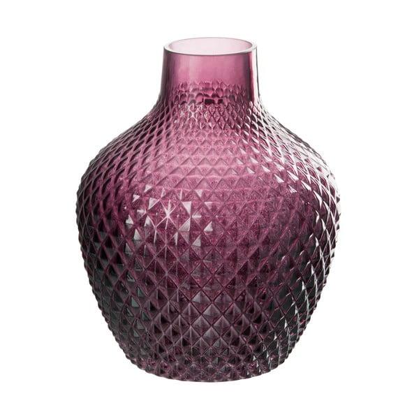 Szklany   wazon Tria, wysokość 20 cm