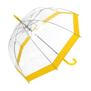 Parasol z żółtymi detalami Transpo