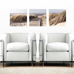 Samoprzylepne obrazy Plaża, 30x30 cm