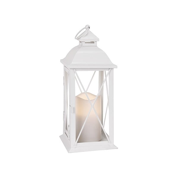 Lampion LED Dina, biały