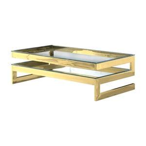 Złoty stolik Artelore Kassia