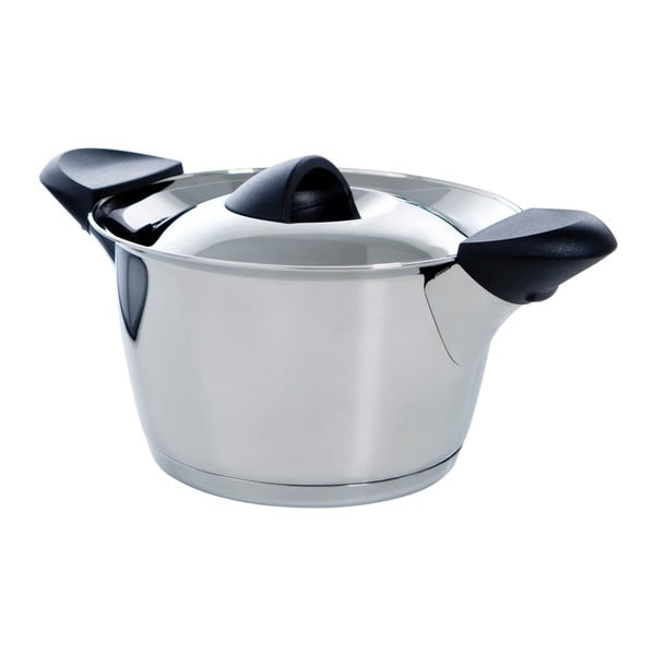 Garnek ze stali nierdzewnej BK Cookware Q-linair Classic, 18cm