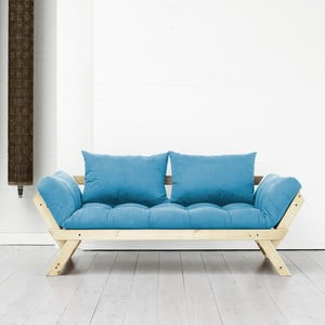 Sofa Karup Bebop Natural/Horizon Blue