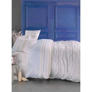 Komplet pościeli z prześcieradłem Fashion Blue, 200x220 cm