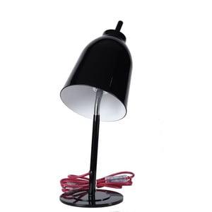 Lampa stołowa Bell, czarna