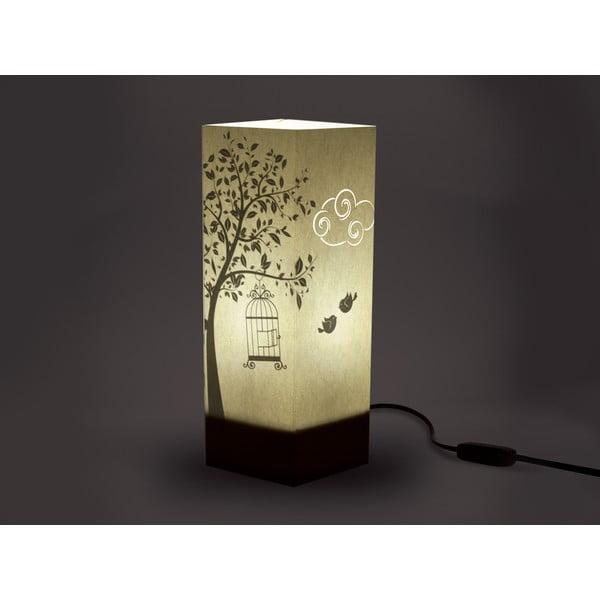 Lampa stołowa Cage