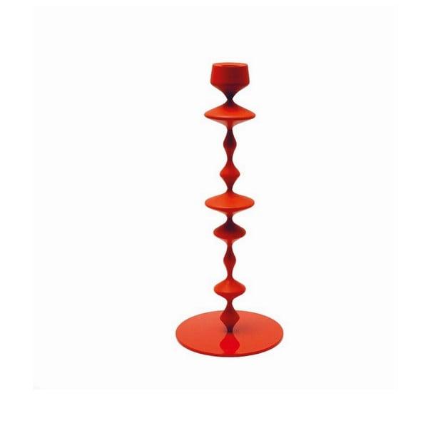 Świecznik Les Perles Red S