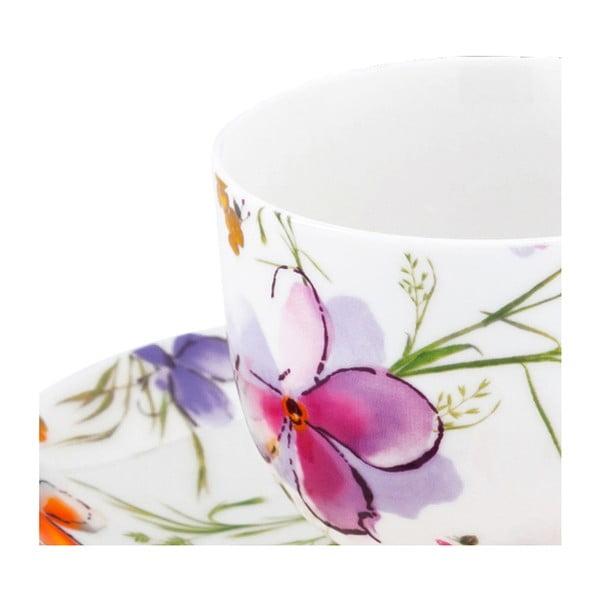 Serwis herbaciany Krauff Aquarelle, 12 szt.