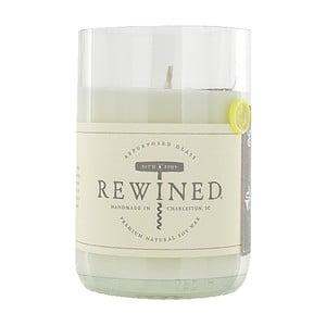 Świeczka Rewined Candles Chenin Blanc, 80 godz.