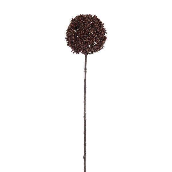 Dekoracja J-Line Onion Bulb Brown, 45 cm