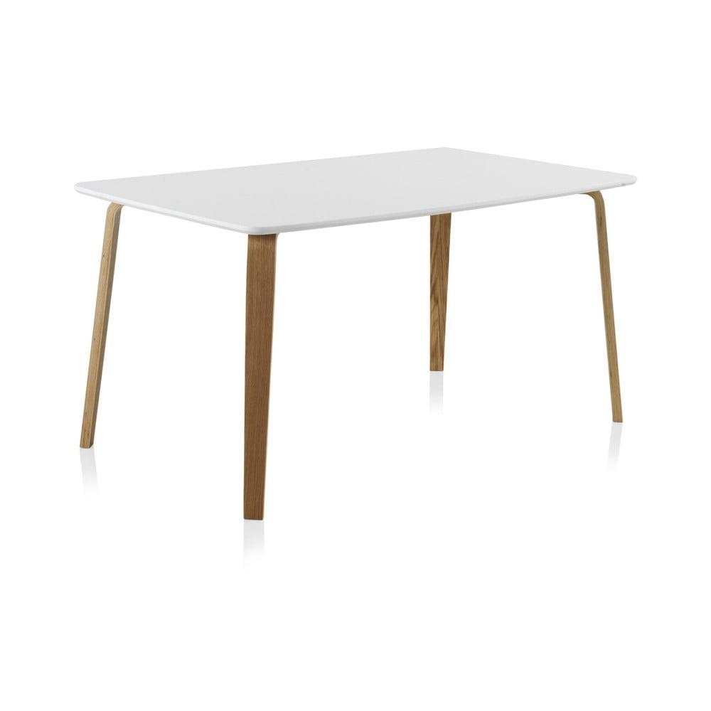 Biały stół Geese, 150x90 cm