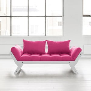 Sofa Karup Bebop Cool Grey/Magenta