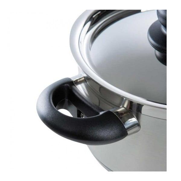 Rondel ze stali nierdzewnej BK Cookware Karaat+ bez pokrywki, 16cm