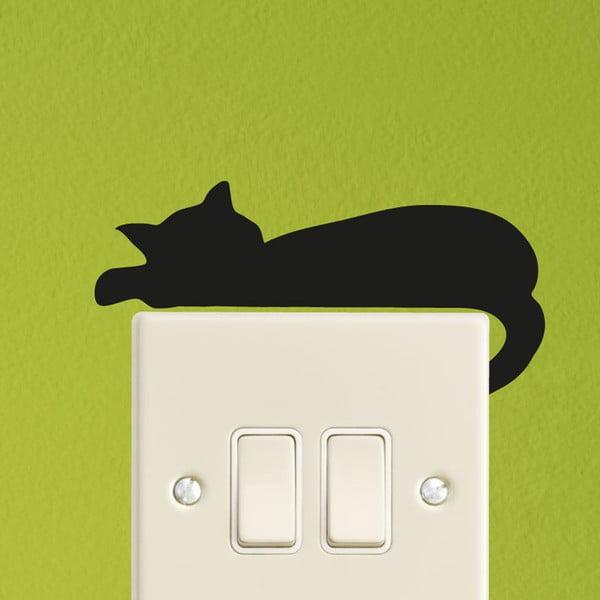 Naklejka Sleeping Cat Mini