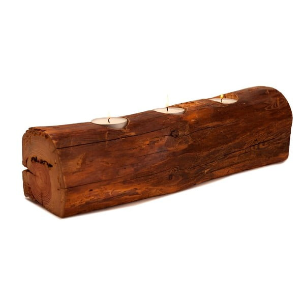 Świecznik Lumberjack IX
