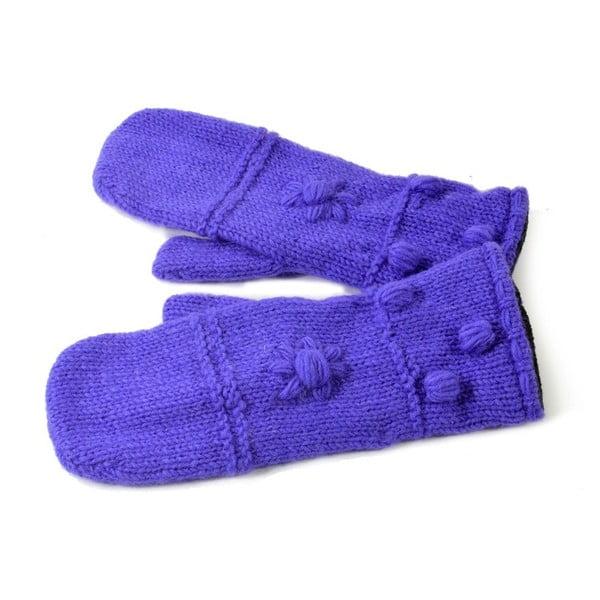 Rękawiczki z jednym palcem Violet Wave