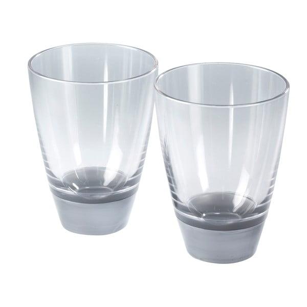Zestaw 2 przezroczystych szklanek  Entity