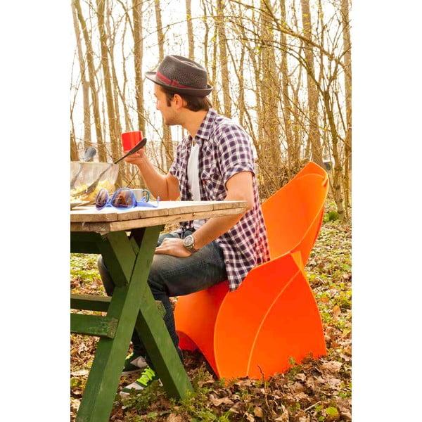 Krzesło Flux, szare