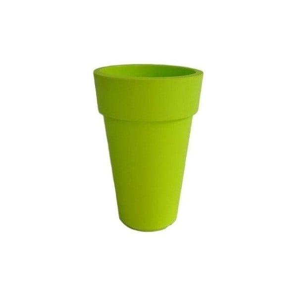 Doniczka Samantha 38x51 cm, zielona