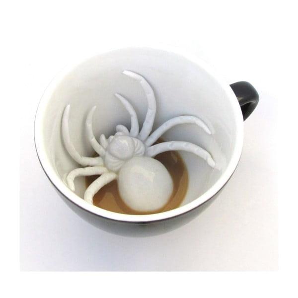 Kubek Spider, 325 ml, czarny