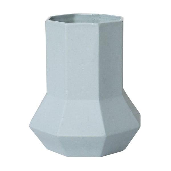 Wazon ceramiczny Geometric Green
