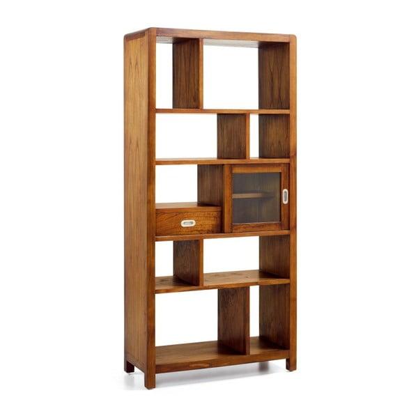 Biblioteczka Flash, 90x40x190 cm