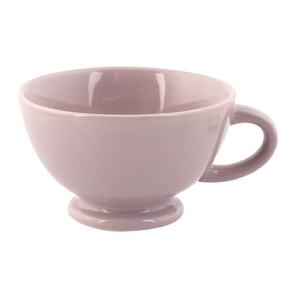 Kubek Jumbo Espresso, różowy