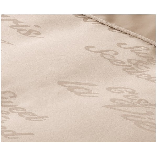 Poszewka na poduszkę Paris Sand, 50x50 cm