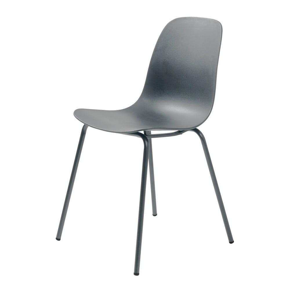 Szare krzesło Unique Furniture Whitby