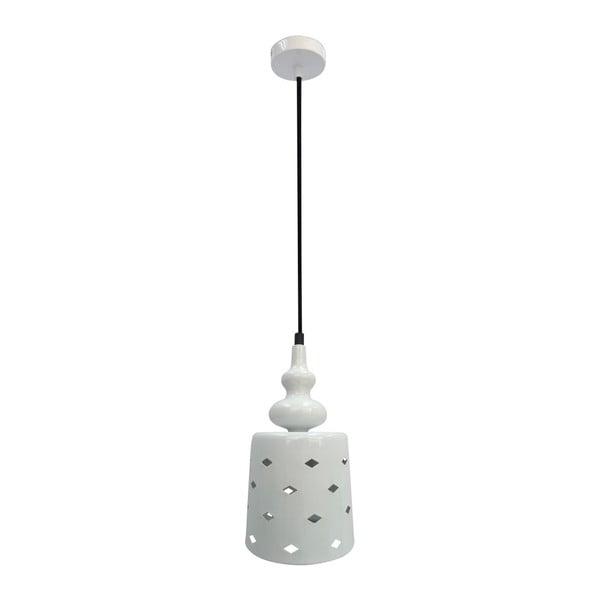 Lampa Candellux Lighting Hamp, biała
