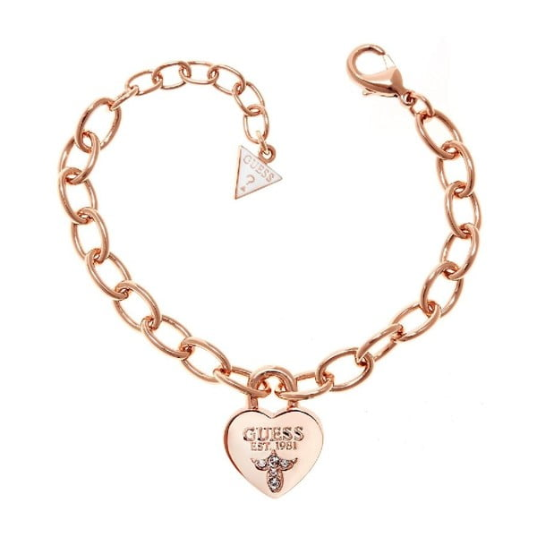 Bransoletka Guess 1569 Rose Gold