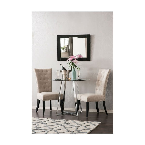 Krzesło Regents Park, białe