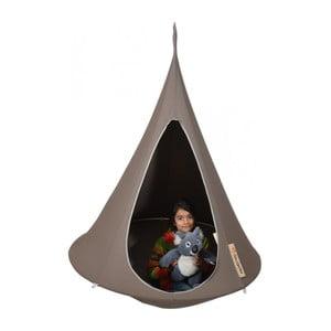 Brązowy namiot wiszący dla dzieci Cacoon Bonsai