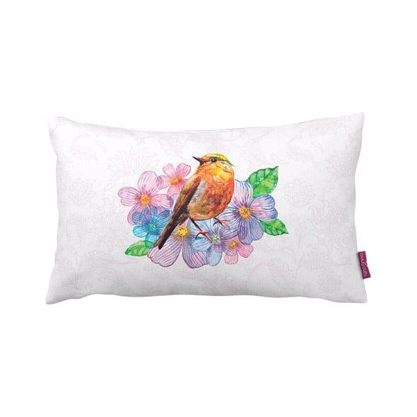 Poduszka Cute Bird, 35x60 cm