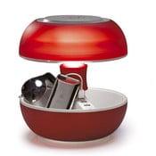 Lampa stołowa i ładowarka w jednym Joyo Light, czerwona