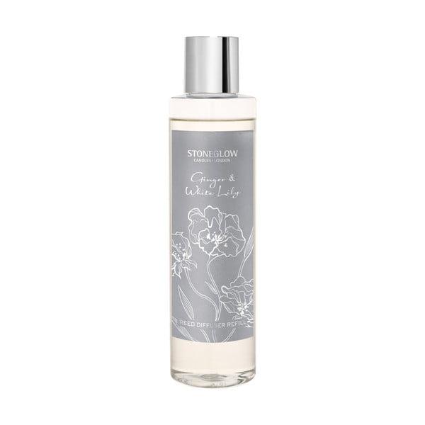Zapas do dyfuzora o zapachu imbiru i białej lilii Stoneglow