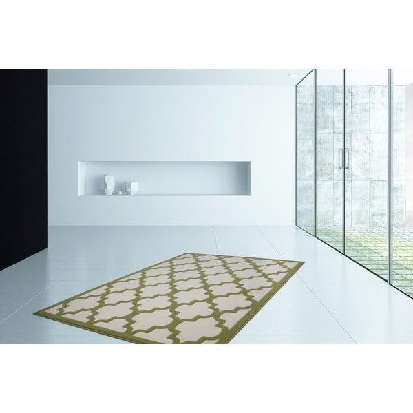 Dywan Maroc 387 Green, 80x150 cm