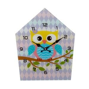 Zegar ścienny Mauro Ferretti Owly