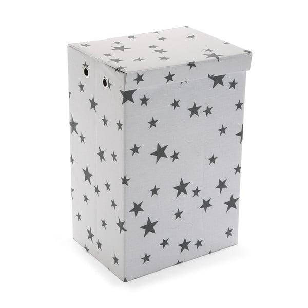 Kosz na pranie Grey Stars