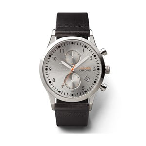 Zegarek Triwa Stirling Lansen Chrono Black